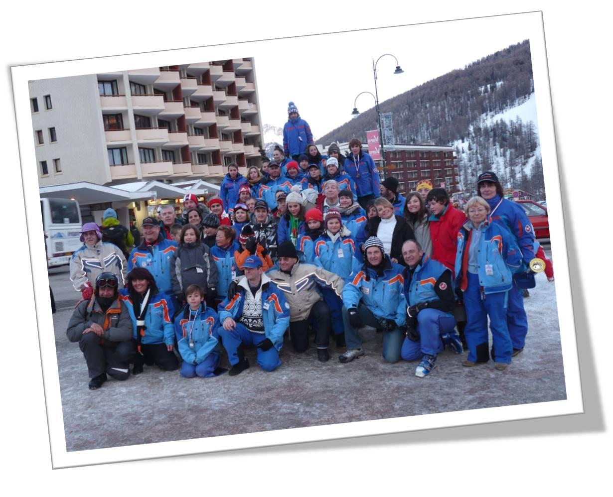 CSM Seynois - Le ski club de La Seyne sur mer